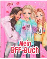 TOPModel Mein BFF-Buch - Beste-Freundinnen-Buch Talita/Candy/Christie