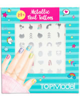 TOPModel Nail Tattoos Candy