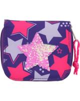 TOPModel purse Sequins Star pink