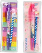 TOPModel Erasable Gel Pen with replacement lead