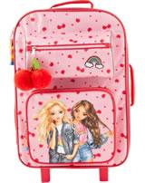 TOPModel Suitcase / trolley CHERRY BOMB Candy + Talita