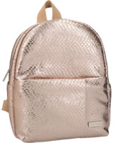 TOPModel backpack snake gold