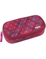 TOPModel pencil case Stars and Stars red