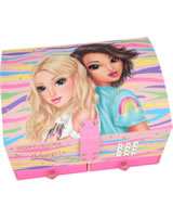 TOPModel jewelry case with code and sound Candy & Fergie