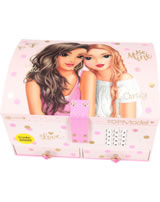 TOPModel jewelry case with code and sound Talita and Christy