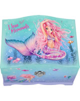 TOPModel jewelry case with light Fantasy Model Mermaid