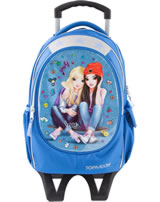TOPModel backpack with trolley Friends Jenny and Liv