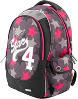TOPModel backpack Stars black