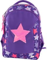 TOPModel backpack sequins Star pink
