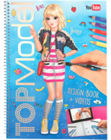 TOPModel Special Design Book + Videos Jenny