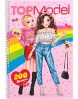 TOPModel Stickerbuch Dress me up CHERRY BOMB