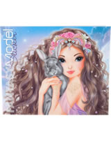 TOPModel Stickerheft Fantasy Model Hase