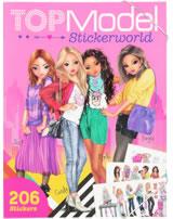 TOPModel Stickerworld Lexy, Candy, Nyela und Fergie