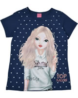 TOPModel T-shirt manches courtes CHRISTY medieval blue  85053-790