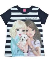 TOPModel T-shirt manches courtes JENNY & NYELA navy blazer 85050-776