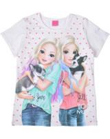 TOPModel T-Shirt Kurzarm JUNE UND JILL barely pink 85004-808