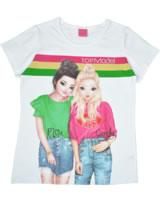 TOPModel T-Shirt Kurzarm MIJU & CANDY weiß 85051-001