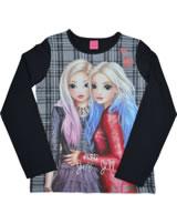 TOPModel T-Shirt Langarm JUNE & JILL black 85070-091