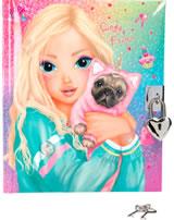 TOPModel Tagebuch Candy und Prince