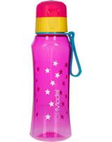 TOPModel Trinkflasche Sterne lila