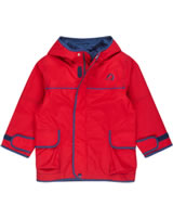 Finkid Zip-in Außenjacke TUULIS red/denim 3023066-200113