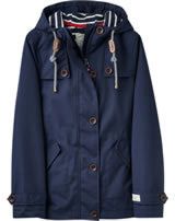 Tom Joule Wasserdichte Damen-Regenjacke aus Canvas french navy Y_COAST-FRNAVY