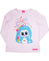 Ylvi and the Minimoomis T-Shirt Langarm COOCO hellrosa 84821-832