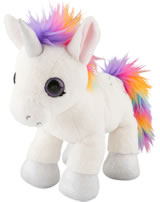 Ylvi and the Minimoomies Einhorn Naya 33 cm Plüsch mit Sound