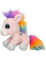 Ylvi and the Minimoomies Pony Roosy Rainbow 18 cm Plüsch mit Sound