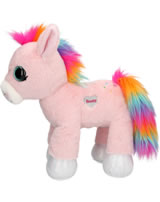 Ylvi and the Minimoomies Pony Roosy Rainbow 33 cm Plüsch mit Sound