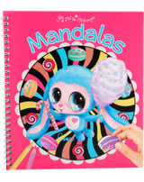 Ylvi and the Minimoomis Malbuch Mandalas
