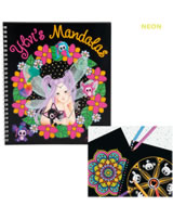 Ylvi Malbuch Magic Mandalas