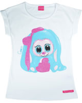 Ylvi and the Minimoomis T-Shirt Kurzarm COOCO weiß 84812-001