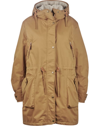 super cute 8d428 f9435 Finside Damen 2 in 1 Parka OUTI cinnamon 4135001-416000