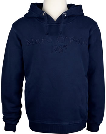 marc o 39 polo pullover with hood sky captain 1544833 3980. Black Bedroom Furniture Sets. Home Design Ideas