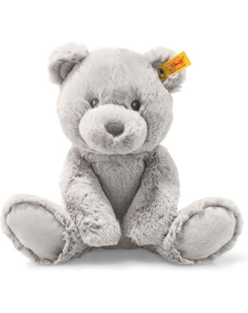 steiff teddyb r bearzy 28 cm grau soft cuddly friends 241543 bei papiton bestellen. Black Bedroom Furniture Sets. Home Design Ideas