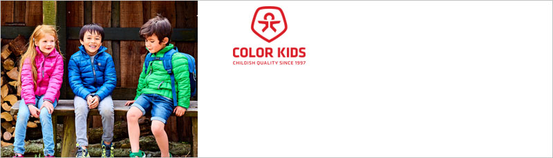 Color Kids Jacken Und Westen