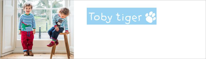 Toby tiger Accessoires