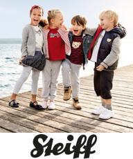 Steiff Kindermode Fruehling/Sommer