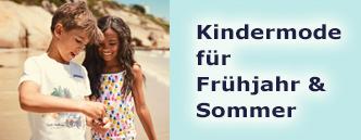Kindermode fuer Fruehling & Sommer