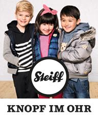 Steiff Kindermode Herbst/Winter