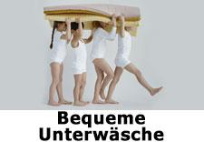 Bequeme Unterwäsche