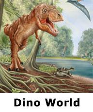 Dino World Neuheiten