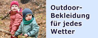 Kinder-Outdoorbekleidung