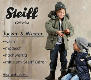 Steiff Collection Kindermode Jacken