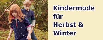 Kindermode für Herbst & Winter