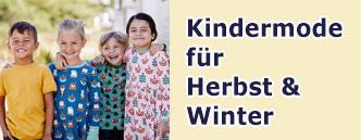 Kindermode für Herbst/Winter