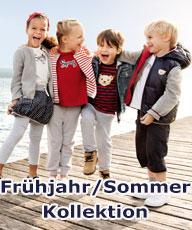 Steiff Kindermode Frühjahr/Sommer